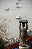 pic of qin dynasty  - statue of Qin dynasty in Beihai park of Beijing - JPG