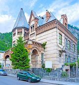 Постер, плакат: The Museum Of Local History In Borjomi