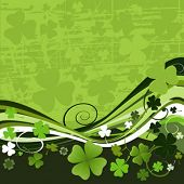 stock photo of st patrick  - vector design for St - JPG