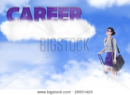 Business Concept: Career