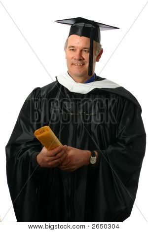 College Graduate Or Professor