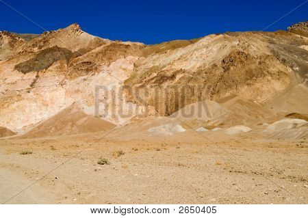 Pastel Colored Desert