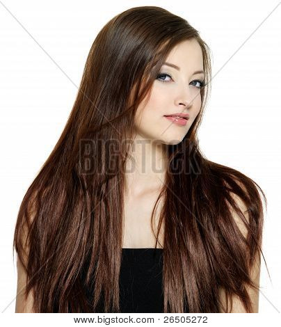 Beauty Of  Long Hair