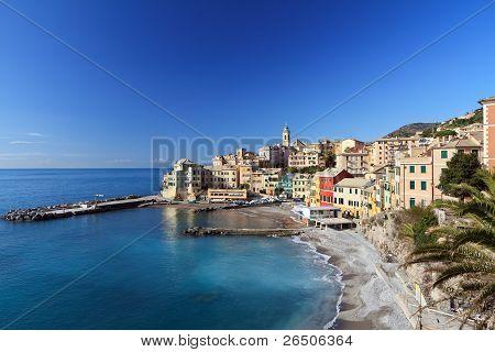 Bogliasco Overview, Italy