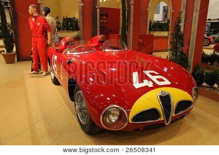 Alfa Romeo 6C From 1953