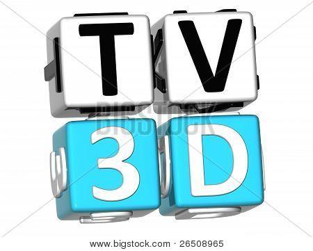 TV 3d Kreuzworträtsel