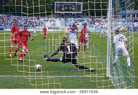FC Dinamo Kiev vs Volyn Lutsk