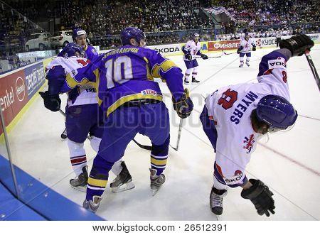Ice-hockey Ukraine vs Great Britain
