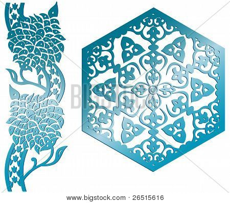 Islamic Design Element