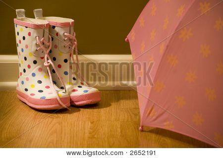 Boots Umbrella