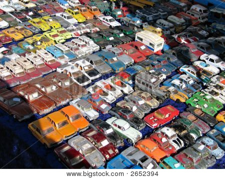 Model Toy Cars Collection