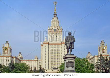 Monument Against University