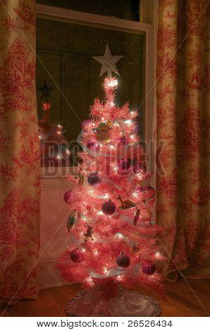 Small Girls Christmas Tree