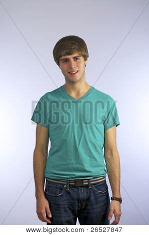 Handsom Young Man