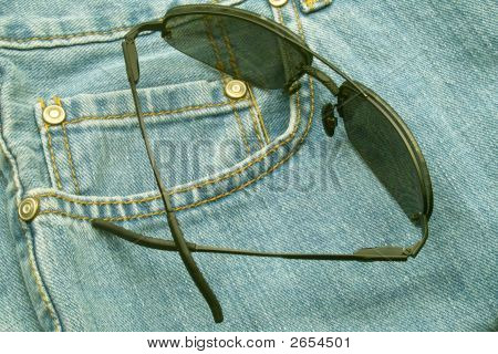 Denim And Sunglasses