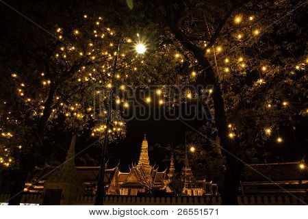 Phra Kaew Temple (Templo de Royal thai)