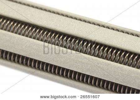 Insecure heater coil