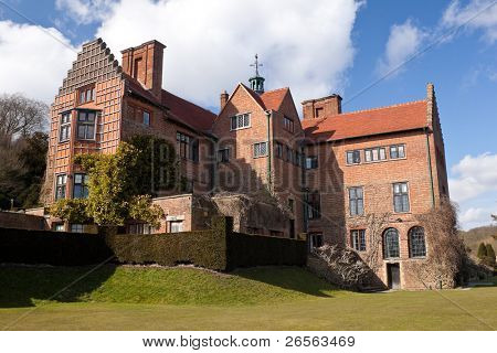 Chartwell, the house of Sir Winston Churchill in Kent,England