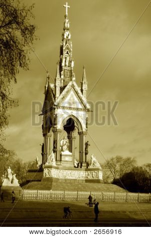Príncipe Albert Memorial