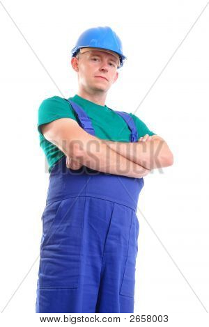 Confident Building Engineer