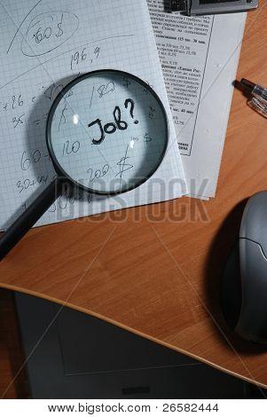 preciso de um trabalho
