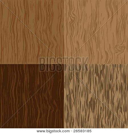4 vector wood texture