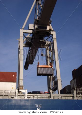 Container Gantry
