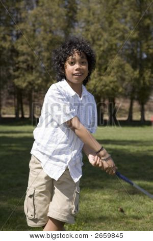 Boy.Golf