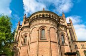 The Roman Catholic Church Of St. Peter And Paul In Potsdam - Brandenburg, Germany poster