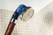 Shower Head And Hose Set, Etmury High Pressure Shower Head Ionic Handheld Shower Head Filter With 1. poster