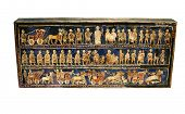 foto of cultural artifacts  - Ancient sumerian artifact known as the Standard of Ur - JPG