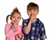 picture of shhh  - shhh - JPG
