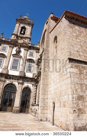 S. Francisco church at Oporto, Portugal