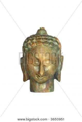 Golden Jade Buddha