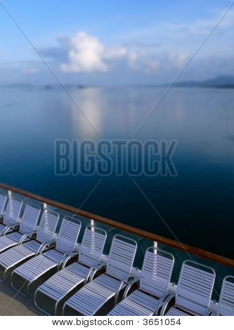 Cruising Holiday Deck Chairs