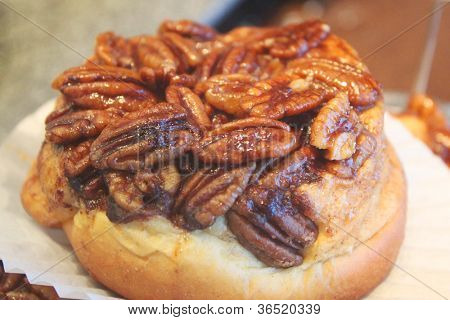 Little pecan pie