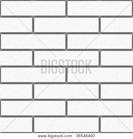 Tiled Brick Wall