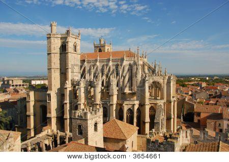 Catedral de San justo y Pastor de Narbona