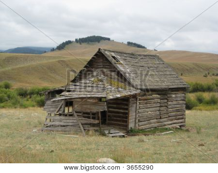 Antiga casa de fazenda