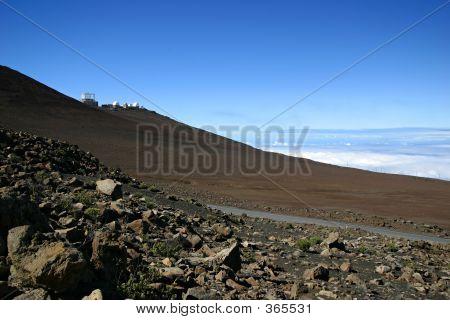 Haleakala High Altitude Observatory Site