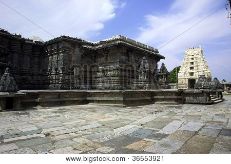 The Chennakeshava Temple