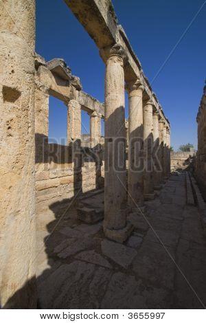 Roman Lavatory