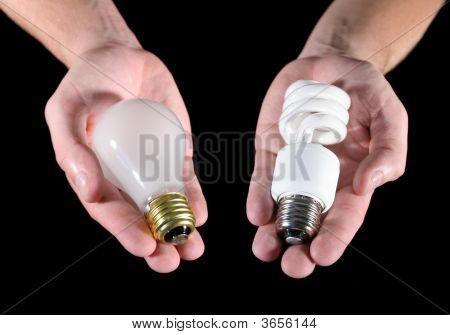 Light Bulb Choice