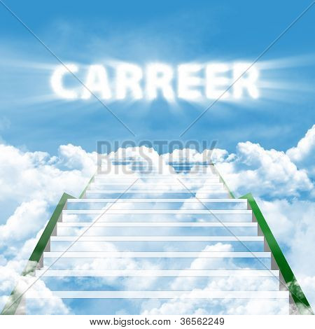 Ladder Of Career