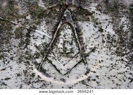 A Freemasons Symbol