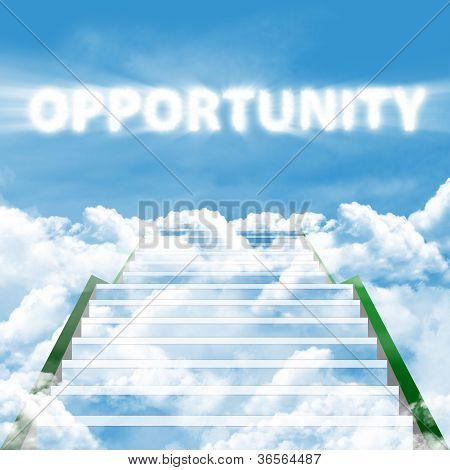 Stairway Of Opportunity