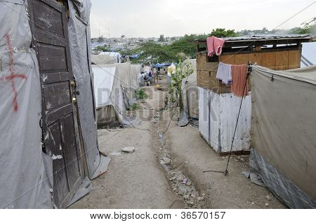Haiti Earthquake.