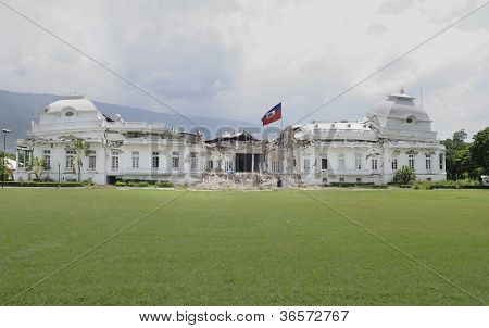 Presidential Palace.