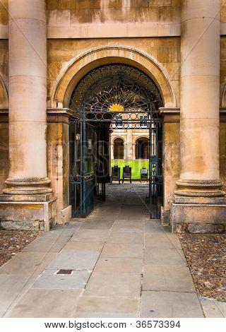 Architecture Of Cambridge UK