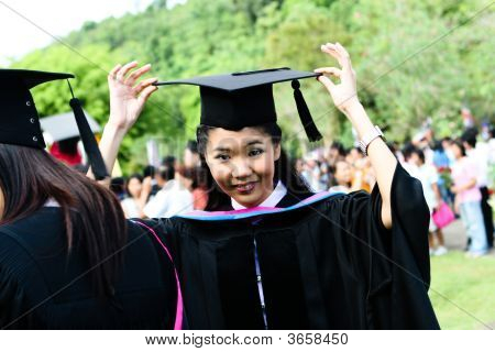 Asian University Graduate